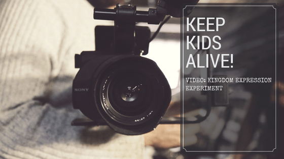 [Video] Keep Kids Alive