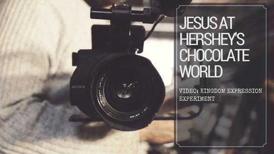 [Video] Jesus At Hershey Chocolate World