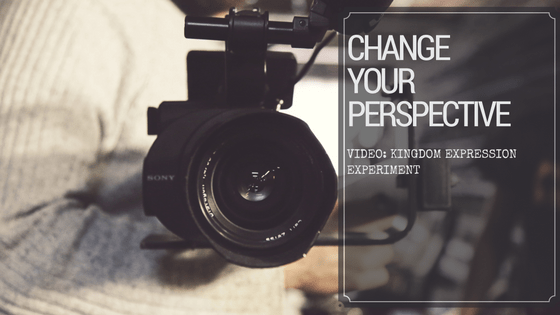 [Video] Change Your Perspective