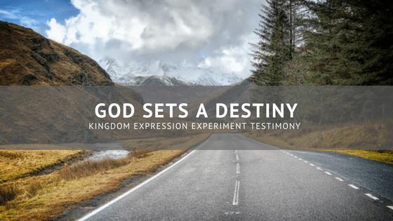 Testimony: God Sets A Destiny