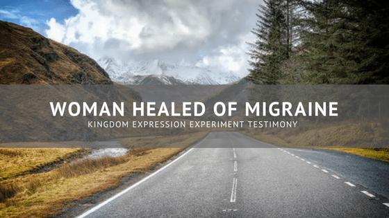 Testimony: Woman Healed Of Migraine