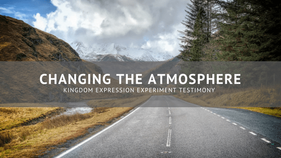 Testimony: Changing The Atmosphere