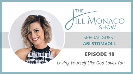#010 Abi Stumvoll: Loving Yourself Like God Loves You