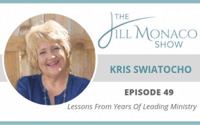 #049 Lessons From Years Of Leading Ministry With Kris Swiatocho